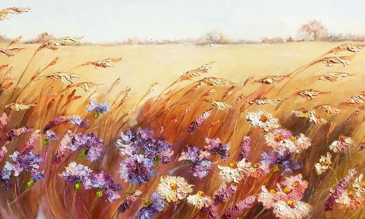 Łąka pełna traw 4